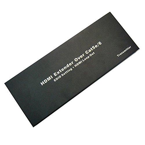 huierav 50,3m HDMI Splitter 1x 8con 50/CAT5e/6| Loop uscita HDMI