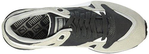 Puma Duplex Classic, Baskets Basses Mixte Adulte Gris - Grau (glacier Gray-Asphalt-puma White 02)