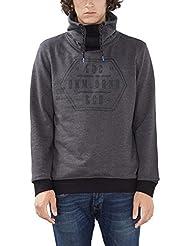 edc by Esprit 086cc2j003, Sweat-Shirt Homme