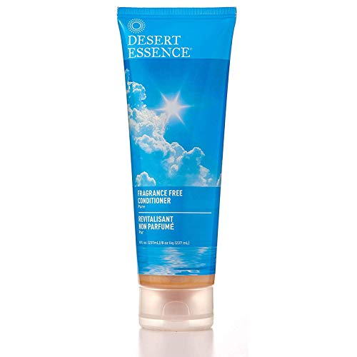 Desert Essence parfümfreier Haarconditioner, 237 ml (Shea-butter Und Grünem Tee)