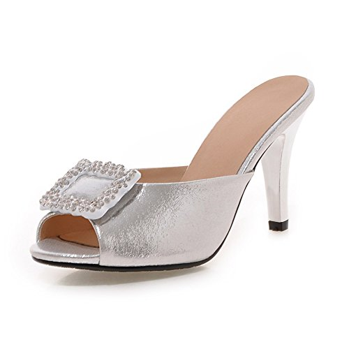 La versione coreana delle scarpe di strass fibbia/Dolce principessa scarpe/Fashion pantofole B