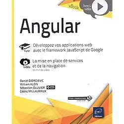 Angular - Développez vos applications web avec le framework JavaScript de Google - Complément vidéo : La mise en place de services et de la navigation