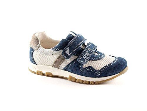 PRIMIGI 31532 30/35 azzurro scarpe bambino sneakers strappi Blu