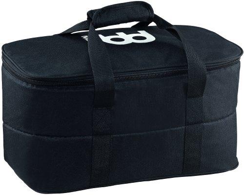 Meinl Percussion MSTBB1 Bongo Bag für Größen bis zu 19,05 cm (7,5 Zoll) Macho und 21,59 cm (8,5 Zoll) Hembra, schwarz