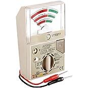 Velleman Batterietester mit analoger Anzeige, VTTEST7
