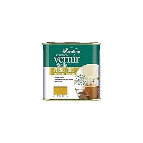 Veraline Vernis Bois Satine Chene Dore 0L25