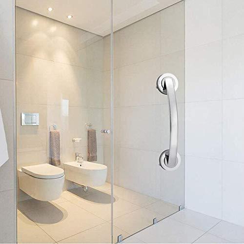 41UYsmfYdzL - PinShang - Tirador Simple con Ventosa para Puerta de Cristal de baño