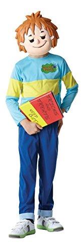 Horrid Henry-Kostüm, Jungen, Buchwoche, Kinder,Kostüm + Maske (Kostüm Der 8. Henry)
