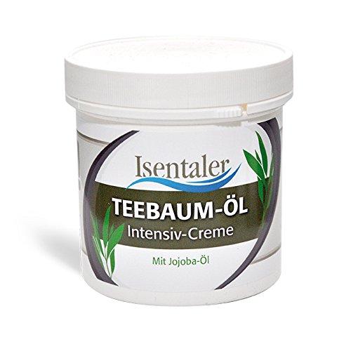 Teebaum-Öl Intensivcreme mit Jojoba Öl 250 ml
