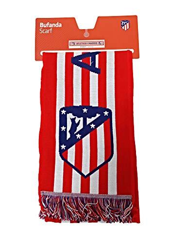 d8552b0cc9fa2 Comprar Bufanda Atletico Madrid  OFERTAS TOP abril 2019