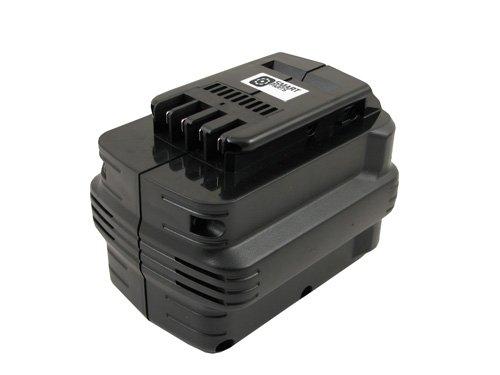 Preisvergleich Produktbild 24V 2000mAh Ni-CD Akku für Dewalt DW004 DW005 DW007 DW008 DW017, passt DE0240 DE0241 DE0243