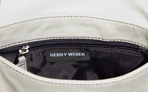 Gerry Weber TD 08/81/09311, Damen Schultertaschen 18x20x4 cm (B x H x T) Beige (marzipan 630)
