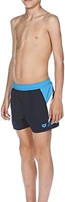 Arena Surfmywaves-Bañador Fundamentals Big Logo Pantalones Cortos