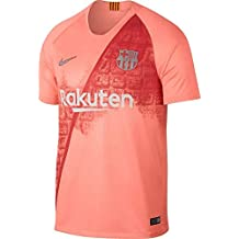 16d52411ede53 Nike FC Barcelona Breathe Stadium Jersey Short-Sleeve 3R Camiseta