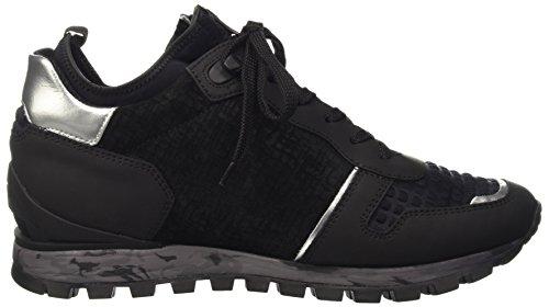 M 722 Mid Bikkembergs plateforme Shoe LeatherLycraPompes à Number v0Nw8Omn