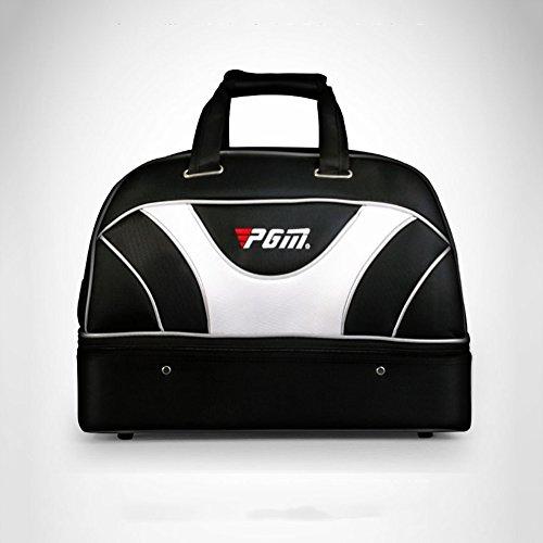 3d7356499ed3 PGM Golf Duffle Bag doppelstöckige Golf Kleidung, Boston Bag,