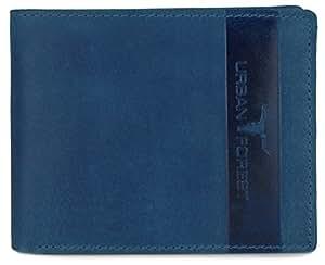 URBAN FOREST Blue Men's Wallet