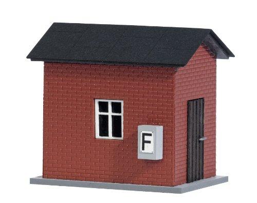 busch-environnement-bue1429-modelisme-ferroviaire-maison-de-garde-barriere