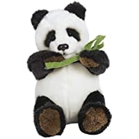 Hamleys Baby Pong Panda Soft Toy (Black and White)