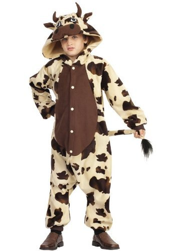 RG Costumes 'Funsies' Billie The Bull, Child Medium/Size 8-10 by RG Costumes
