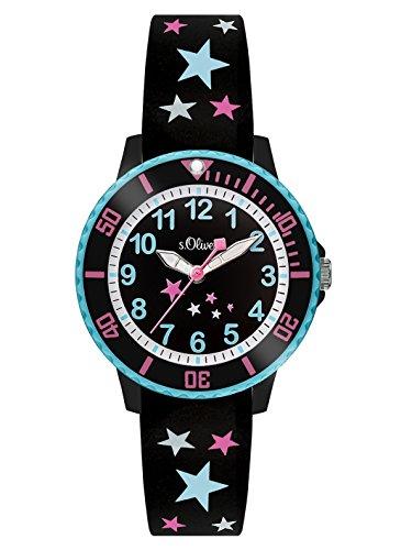 s.Oliver Time Mädchen-Armbanduhr