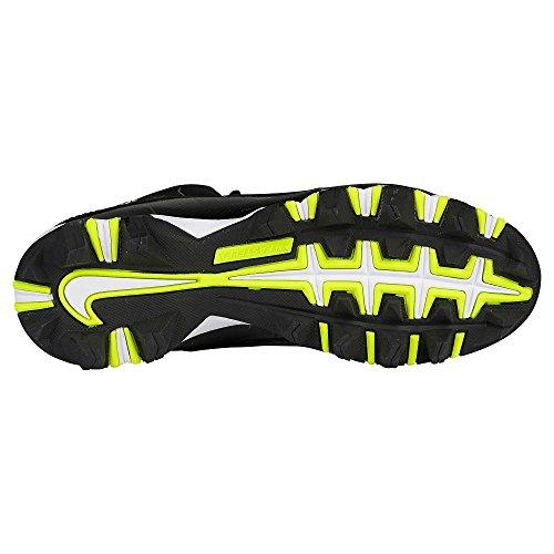 Alpha SharkthreeQuarter Football Taquet Sport Entraîneur Chaussures Black/ Anthracite/ White