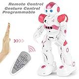GotechoD Jouet Robot télécommandé pour Enfant, programmable Robot Intelligent...