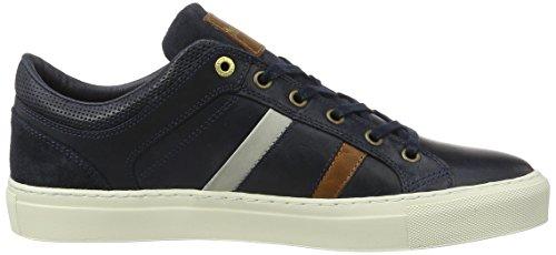 Pantofola d'Oro Herren Monza Uomo Low Sneaker Blau (Dress Blues)