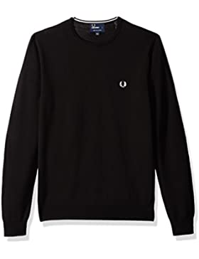 Fred Perry Classic Crew Neck, Suéter