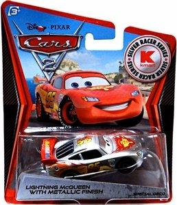 disney-pixar-cars-2-exclusive-155-die-cast-car-silver-racer-lightning-mcqueen-with-metallic-finish