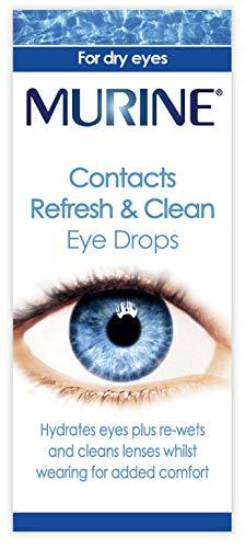 Murine umidificazione & pulizia occhi 15 ml