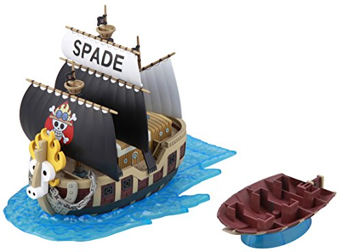 Preisvergleich Produktbild Bandai One Piece Grand Ship Collection Spade Pirates Plastic Model Kit by Bandai