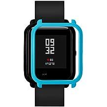 Gusspower Moda Slim Colorido Marco Caso Cubierta Proteger Shell para Xiaomi Huami Amazfit Bip Younth Watch