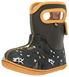 Bogs Boys Baby Farm Khaki Mustard Insulated Washable WARM Wellies Boots 722981-UK 6 (EU 23)