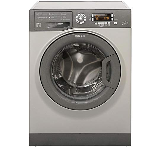 Beko WTG50M1S A++ Rated Freestanding Washing Machine - Silver