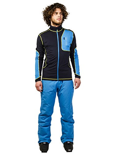 Protest Fleeces - Protest Keenan Full Zip Fleec... Ground Blue