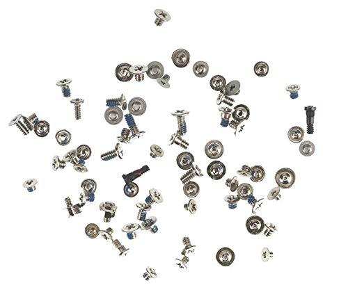 KRS IPS7-Sil - Schrauben Set für iPhone 7 Silber Gehäuse iPhone 7 Schrauben-Set Schrauben Komplett-Set Kreuzschrauben für Apple iPhone 7 Schrauben (IPS7-Sil) -