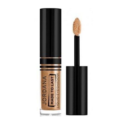 JORDANA Made To Last Liquid Eyeshadow - Uphold Gold - Jordana Liquid