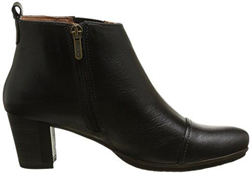 Pikolinos - Segovia W1j I16, Stivali Donna Nero (Black (nero))