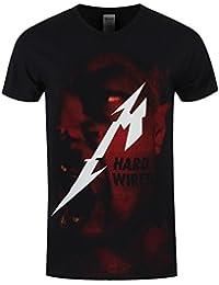 Metallica Hardwired T-Shirt schwarz