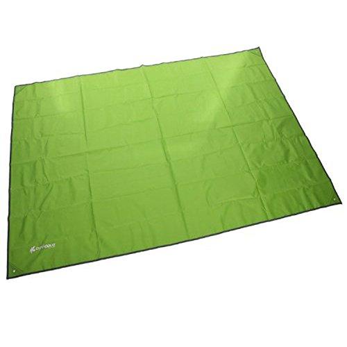 nattes en plein air, des tentes, des tapis de pique-nique, parcs tapis, tapis de pique-nique 2 * 1,5 m ( couleur : Vert )