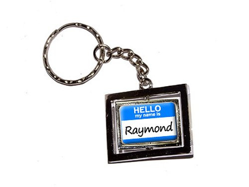 hello-my-name-is-raymond-new-keychain-ring