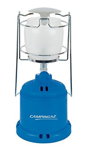 CAMPINGAZ Camping GAZ 204684 Lampe Camping 206 L mit Kunststoffglocke 10 bis 80 Watt