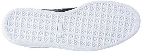 Puma Damen Basket Heart Patent Wn's Sneaker Schwarz (Puma Black)