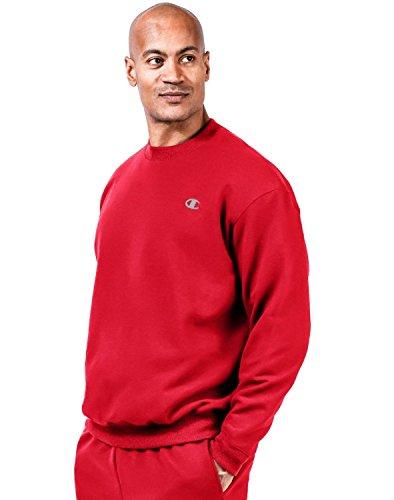 Champion Herren Sweatshirt Purpur
