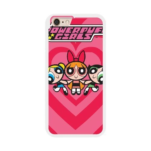 lloween and ChristmasiPhone 6 plus 5.5 inch Cell Phone Case White The powerpuff girls RPR4979893 ()