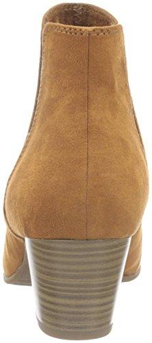 Tamaris 25305, Bottes Chelsea Femme Marron (Camel 310)