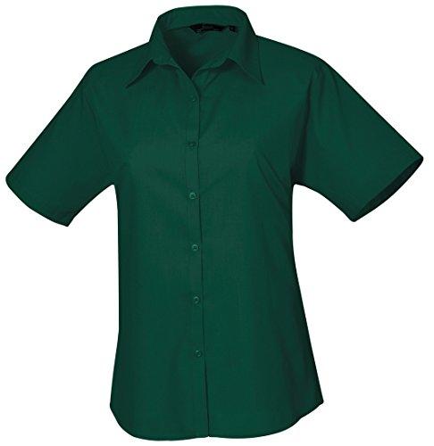 Premier - Chemisier - Femme Vert - Bouteille
