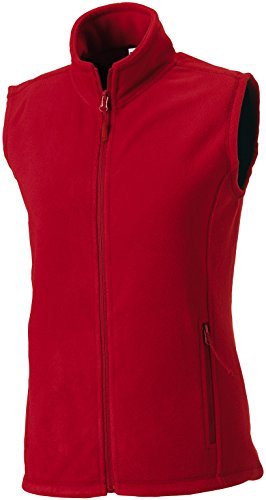 Fleece-Weste, Farbe:Classic Red;Größe:S S,Classic Red -