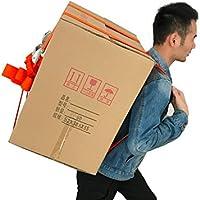 Treasure-house 1persona levantar y mover muebles de correas, fácil de transportar/lado/aparato/colchón/objetos pesados, con el hombro elevación Ayuda sistema de cinturón